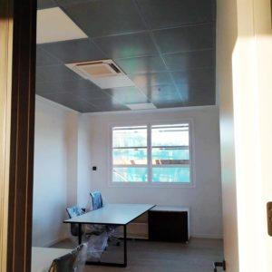 climatizacion oficinas 500 m2